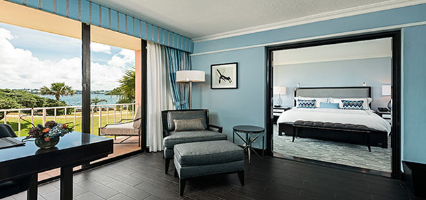 hamilton princess & beach club harbour view suite