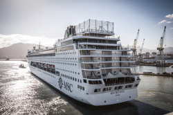 MSC Cruises to bring Magnifica to UK in 2018
