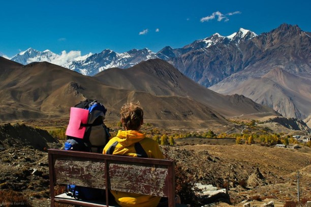 Himalayas - Paradise for Trekkers